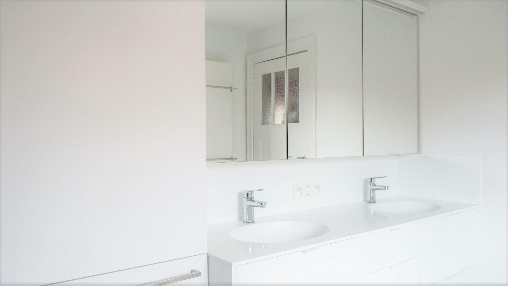 Onderhoudsvriendelijke badkamer | Renoconcept.be