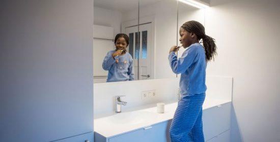 Project Renoconcept: De onderhoudsvriendelijke badkamer.